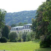 Stadtpark mit Palast, Майнинген