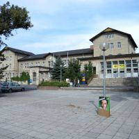 Bahnhof, Майнинген