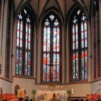 Meiningen Stadtkirche Altarraum/Chor/Apsis, Майнинген