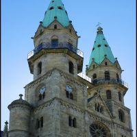 Meiningen; Stadtkirche, Майнинген