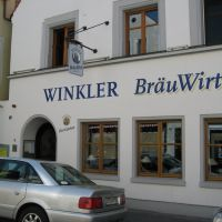 Winkler Brewery pub   Untere Nabburgerstrasse, Амберг