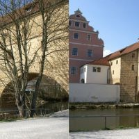 Amberg, Stadtbrille. © by UdoSm.the2nd, Амберг