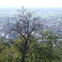 Amberg, Blick vom Mariahilfberg, Амберг