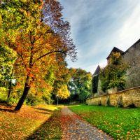 Herbst an der Stadtmauer, Амберг