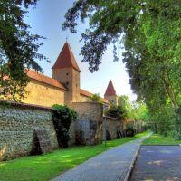Hinter der Stadtmauer, Амберг