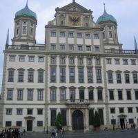 AUGSBURG - Ayuntamiento- BAVIERA-Alemania, Аугсбург