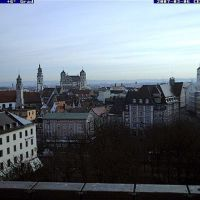 Augsburg webcam, Аугсбург