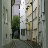 Augsburg kleine Gasse, Аугсбург