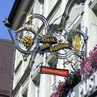 """Was macht der """"König von Flandern"""" in Augsburg ;)?, Аугсбург"""