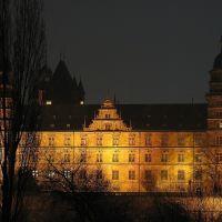 Zámok Johanissburg(Schloß Johanissburg), Ашхаффенбург
