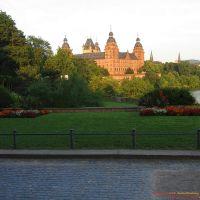 GER Aschaffenburg Schloss Johannisburg by KWOT, Ашхаффенбург