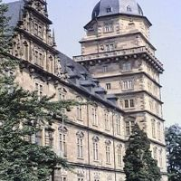 Aschaffenbourg - le Château, Ашхаффенбург