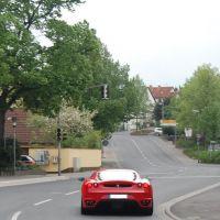Aschaffenburg - Tempolimit 30  in Schweinheim seit 06. 2012, Ашхаффенбург