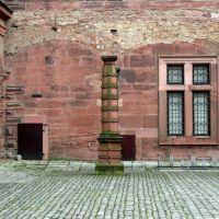 Säulen, Ашхаффенбург