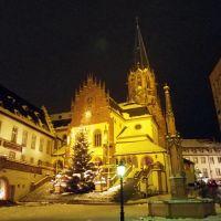 Aschaffenburg. Eglise St. Peter und Alexander., Ашхаффенбург