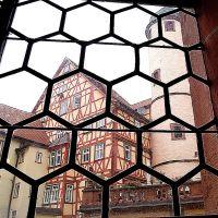 Blick durchs Fenster, Ашхаффенбург