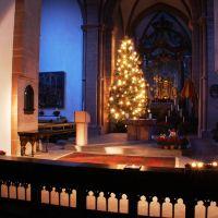 Aschaffenburg - Stiftsbasilika St. Peter & Alexander, Ашхаффенбург