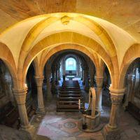 Bamberg, Krypta im Dom St. Peter und St. Georg, Бамберг