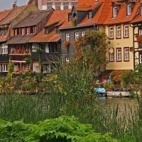 """Bamberg  """"Klein-Venedig"""", Бамберг"""