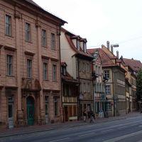 Häuserzeile in der Kapuzinerstr., Бамберг