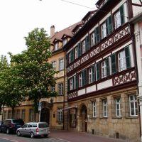 Häuser in der Kapuzinerstr., Бамберг
