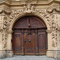 Portal des Böttingerhauses, Бамберг