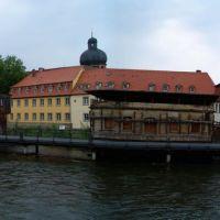 Blick von der Bischofsmühlbrücke, Бамберг