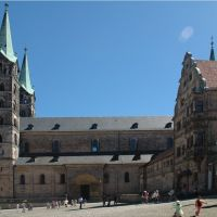 Bamberg Cathedral, Бамберг
