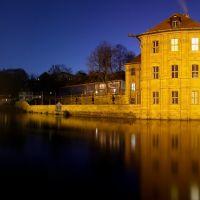 Bamberg, Wasserschloss Concordia 11-2011, Бамберг