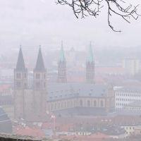 Würzburg view, Вюрцбург