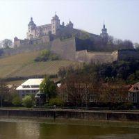 Festung Marienberg, Вюрцбург