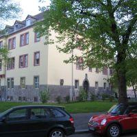 Ottostr. 16: University Würzburg (International Office, Studienberatung), Вюрцбург