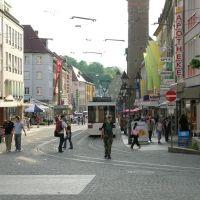 Domstraße in Würzburg, Вюрцбург