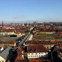 Wurzburg City Viwing, Вюрцбург