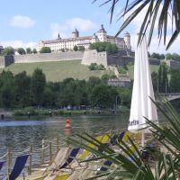 Marienfeste über Würzburg am Main (fortress of Würzburg), Вюрцбург