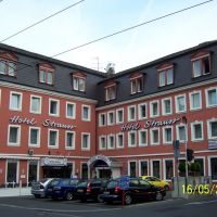 Hotel Strauss, Wurzburg, Вюрцбург