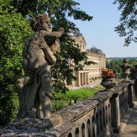 Garten der Würzburger Residenz, Würzburg, Вюрцбург