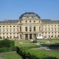 Residenz Würzburg 2, Вюрцбург
