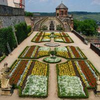 Garten at the Fortress Marienberg, Вюрцбург