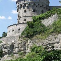 Radtour 06 - Würzburg Festung Marienberg, Вюрцбург