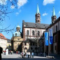 Würzburg, Dom mit Schönbornkapelle, Вюрцбург
