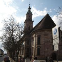 Church in Erlangen Germany, Ерланген