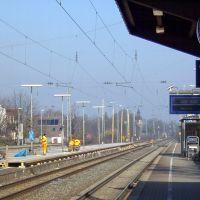 Gleis 1, Ерланген