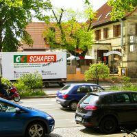 Schaper bringts in die Osteria da Gianni, Ерланген