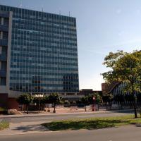 Siemens Verwaltung, Ерланген
