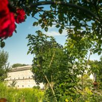 Verstohlener Blick auf die Festungsanlage Ingolstadt, Ингольштадт