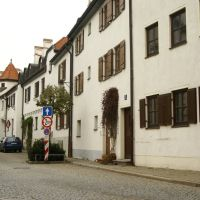 Unterer Graben - Улица Unterer Graben, Ингольштадт