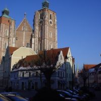 Ingolstadt, Münster, Ингольштадт
