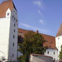 I.-Schloss, Ингольштадт