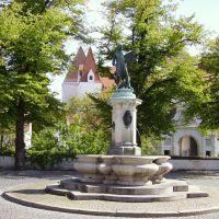 I.-Brunnen, Ингольштадт